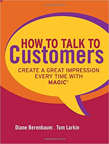 How to Talk to Customers book cover
